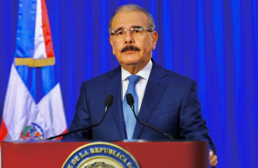 Presidente Medina dispuso la prueba de Covid19 para mayores de 59 en adelante, gratuita