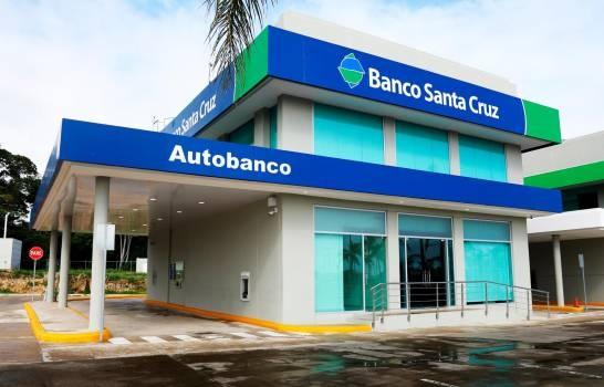 Banco Santa Cruz anuncia paquete de medidas a favor de sus clientes