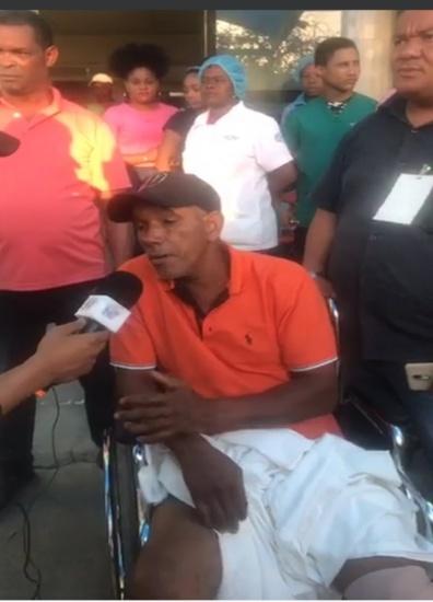 Hombre resulta herido durante votaciones en Tábara Arriba, Azua