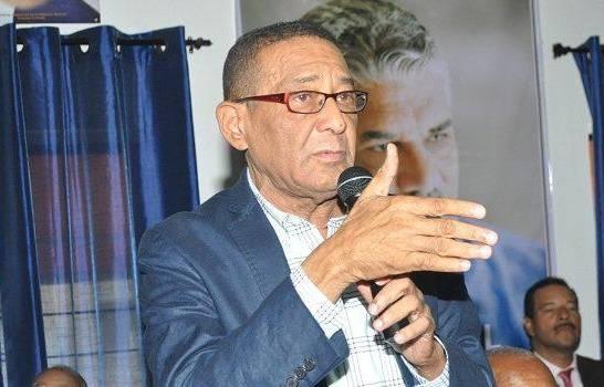 Dirigente político Fiquito Vásquez, dio positivo a Coronavirus