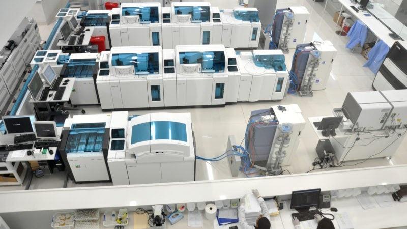 Laboratorio Referencia emite comunicado ante gran demanda de pruebas del COVID-19