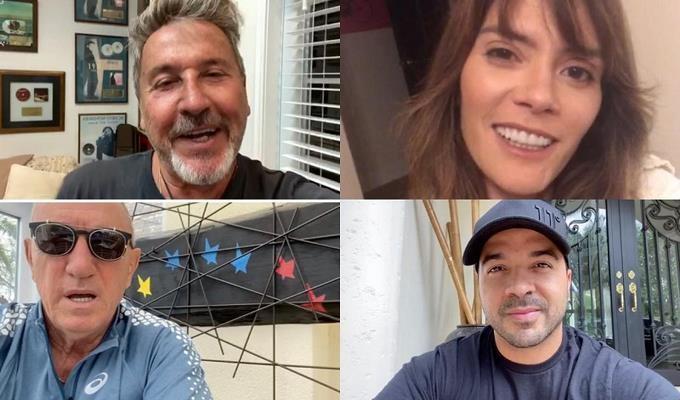 """Artistas internacionales se unen al cibermaratón """"Juntos por ti RD"""""""