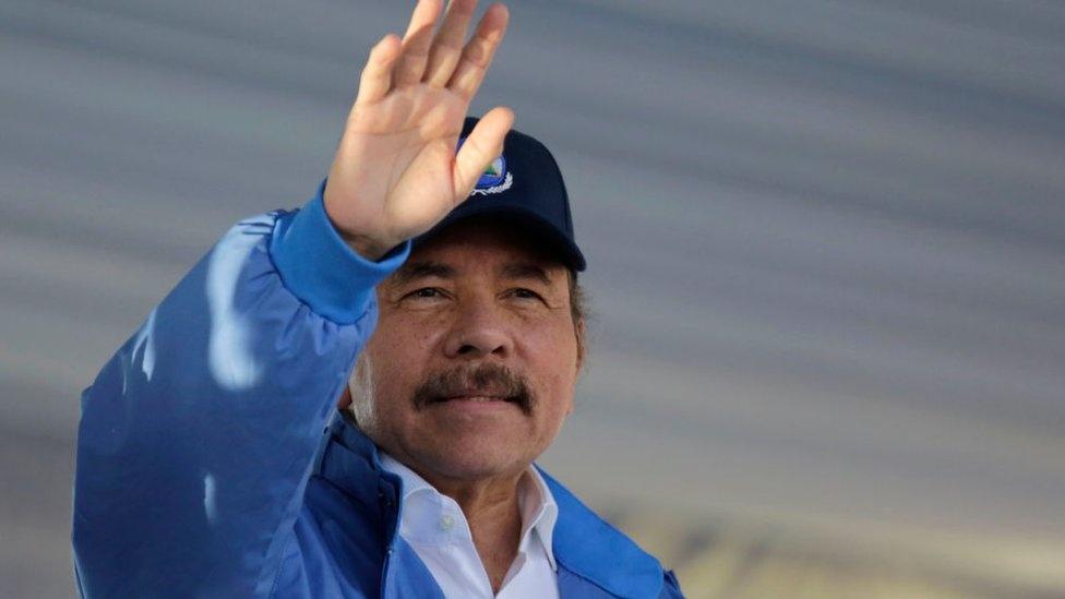 Dónde está Daniel Ortega: la larga ausencia del presidente nicaragüense en medio de la pandemia del coronavirus
