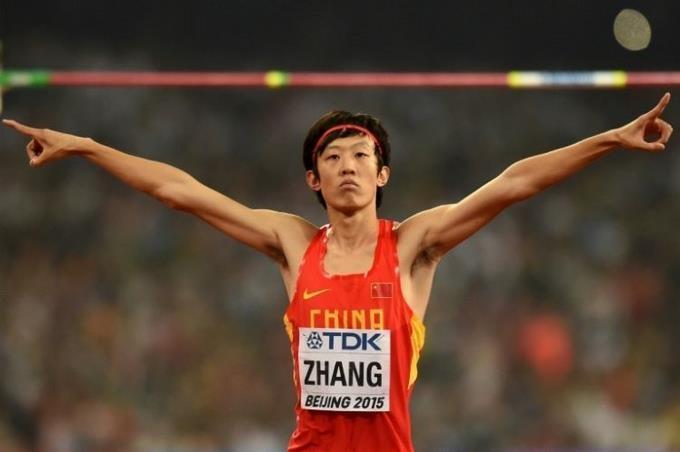 Zhang Guowei, saltador de altura chino, anuncia su retiro del deporte