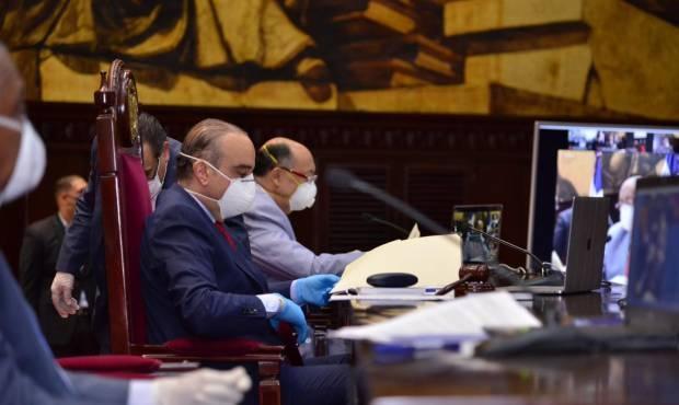 Senado extiende estado de emergencia, como lo pidiera Danilo Medina