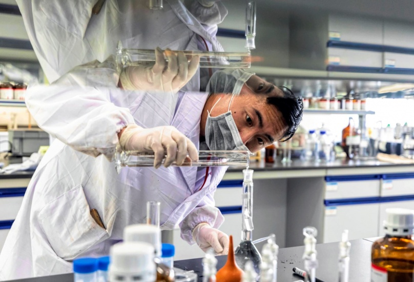 Medicamento en fase de prueba podría detener la pandemia