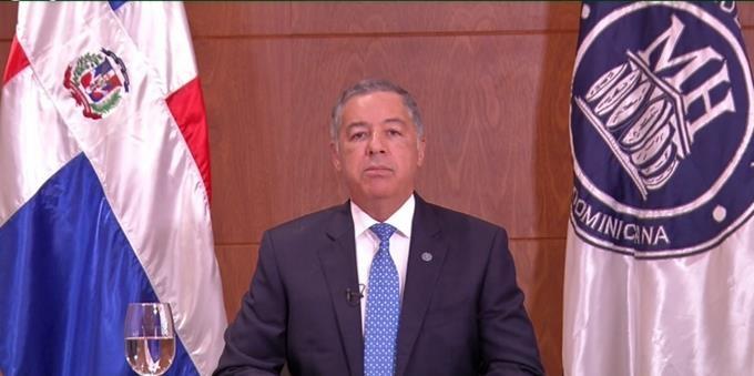 Ministerio de Hacienda  dice costo total de la pandemia ha sido de RD$57,500 millones