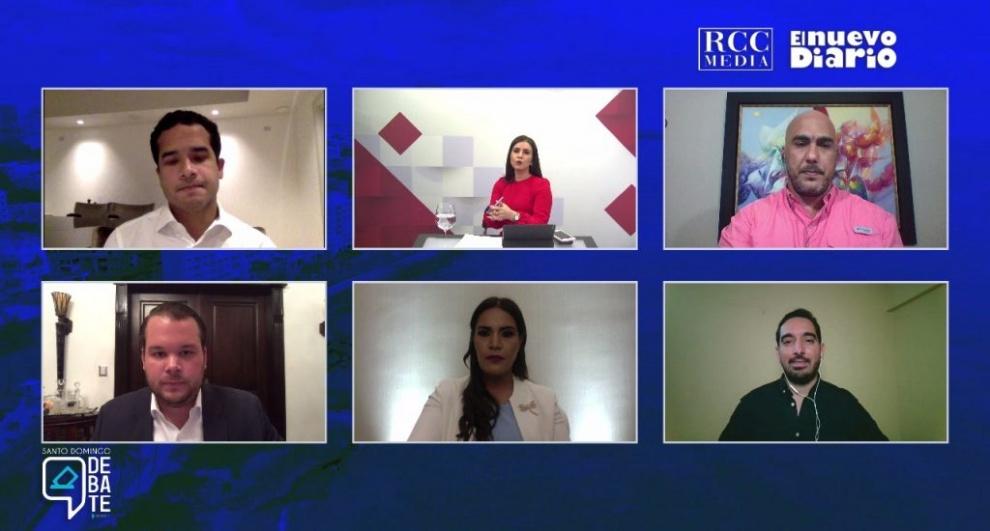 Inician los debates con candidatos a diputados del Gran Santo Domingo