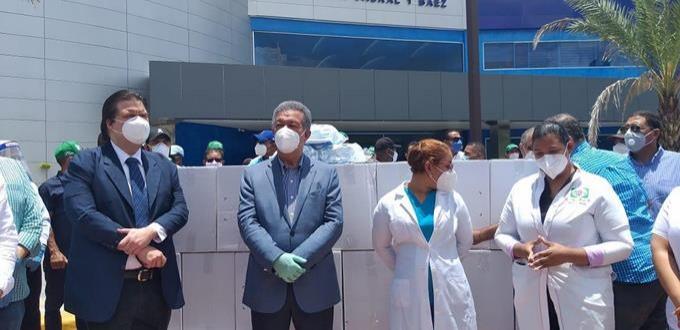 Leonel Fernández resta credibilidad a resultados de sondeo