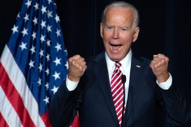 Joe Biden dice Trump está 'más interesado en el poder que en los principios'