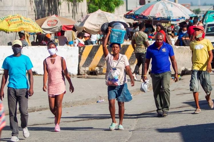 Gobierno haitiano se prepara ante inicio de temporada ciclónica en medio de la pandemia