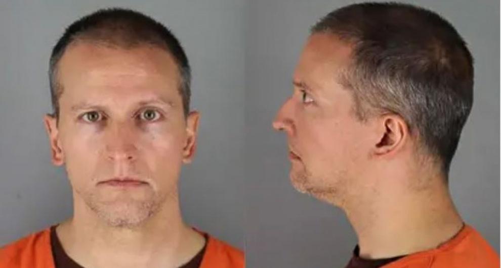 Trasladan exagente acusado muerte de George Floyd a penal de máxima seguridad