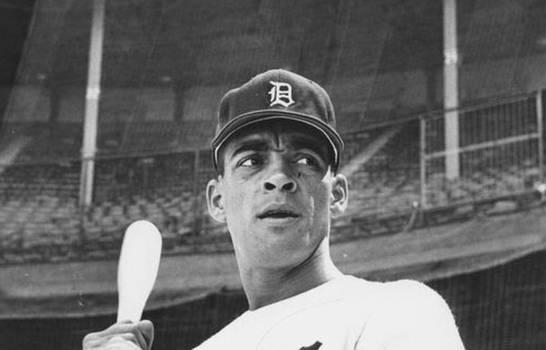 Osvaldo Virgil, hace hoy 62 años fue el primer negro en jugar con los Tigres de Detroit