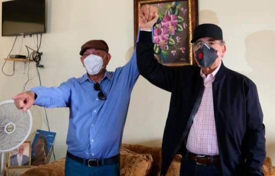 Danilo Medina ya está en campaña; hoy visita Azua y mañana recorrerá provincias del Cibao