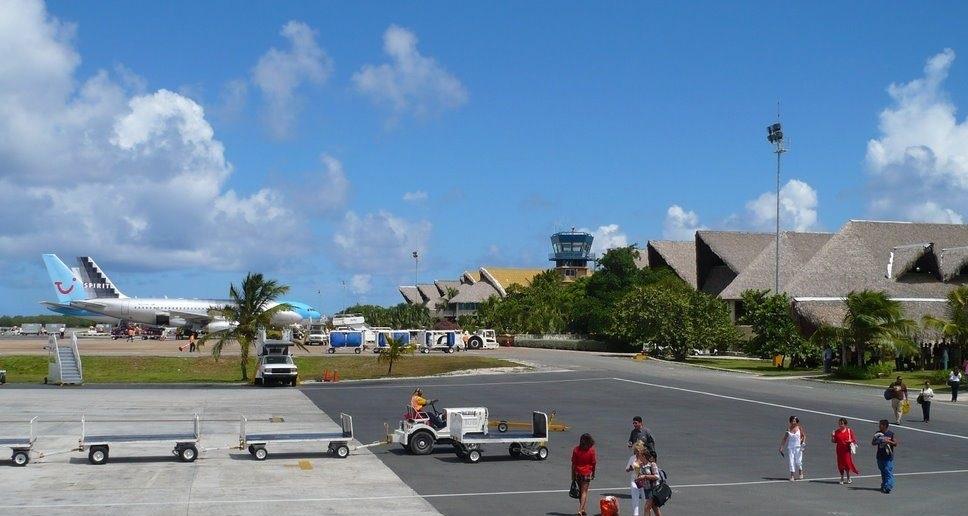 Aeropuerto Punta Cana anuncia la llegada de 10 vuelos el 1 de julio