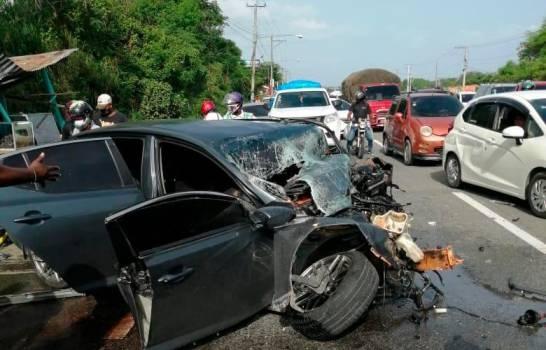 Identifican como Michael Pulinario Mariott muerto en accidente en 6 de Noviembre
