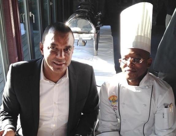 Chef afirma mocanos tienen éxito asegurado con Carlos Gómez como senador