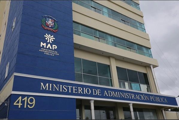MAP explica Régimen Laboral de derechos de los servidores públicos, según la Ley 41-08