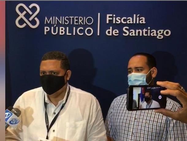 Ministerio Público de Santiago dice  ¨¨cuartos del robo a la JCE¨´ fue sacado de esa provincia