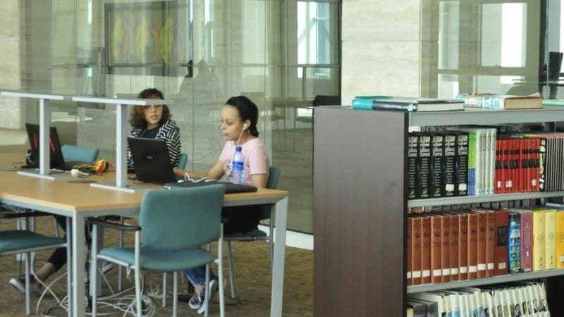 """Biblioteca Nacional reabre con """"todos los protocolos contra el COVID-19"""""""