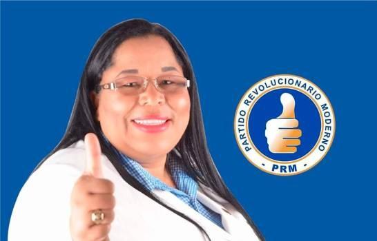 Muere Zaida Polanco, por coronavirus diputada electa del PRM en Valverde