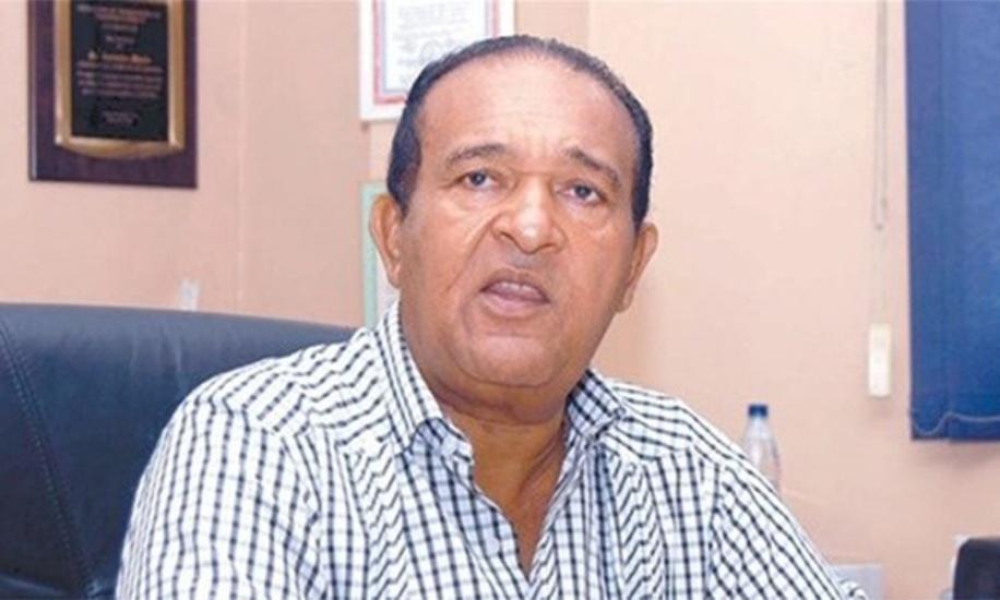 Antonio Marte, sindicalista de transporte, empresario turístico y ahora senador