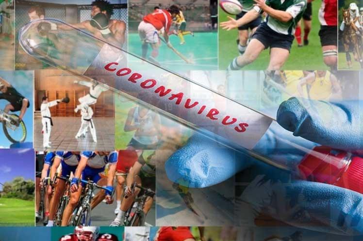 El imperio del deporte tiembla ante la dictadura de la pandemia