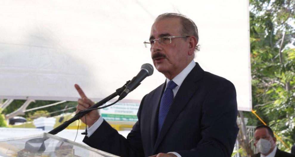 Las frases de Danilo Medina en su último discurso de despedida