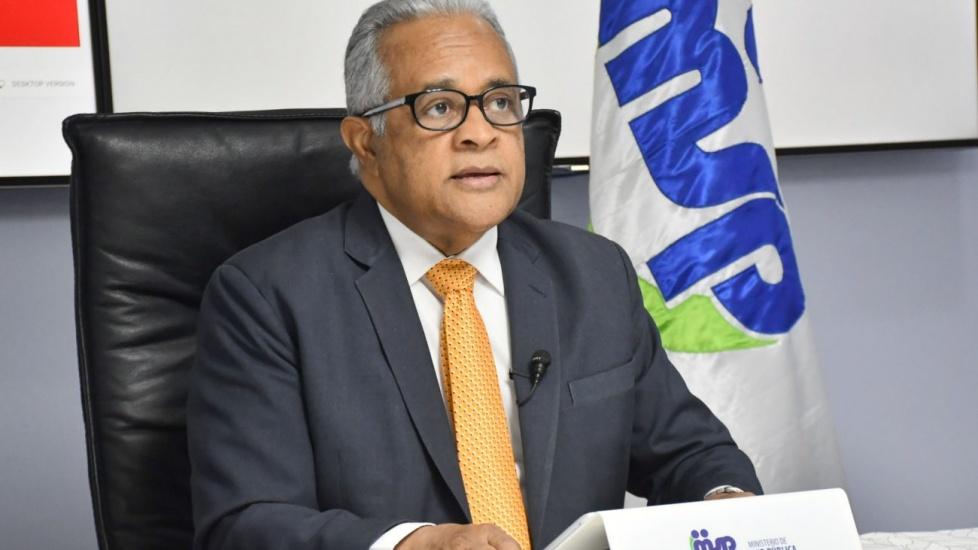 Ministro de Salud Pública confirma Dominicana forma parte de países inscritos en OPS para recibir vacunas contra COVID-19