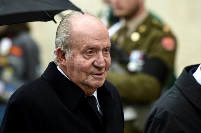 Rey Juan Carlos I está en República Dominicana según la prensa española