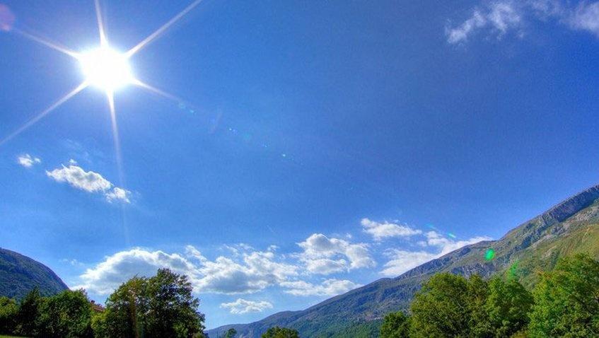 Onamet pronostica un sábado caluroso y con pocas lluvias