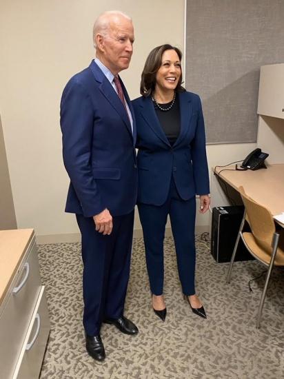 Joe Biden escoge a Kamala Harris como aspirante a la Vicepresidencia demócrata