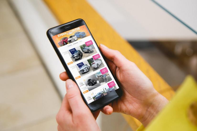Dealers y patios de autos se lanzan a captar clientes en las plataformas digitales