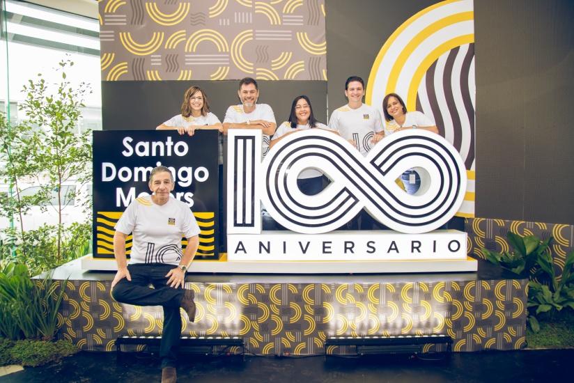 En Centenario de fundación Santo Domingo Motors obtiene reconocimiento internacional