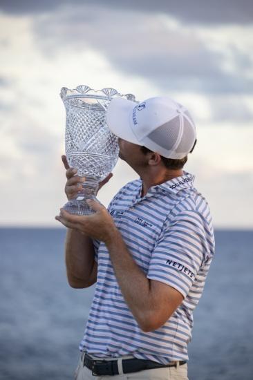Hudson Swafford Ganador 3era Edición del Corales Championship PGA TOUR 2020.