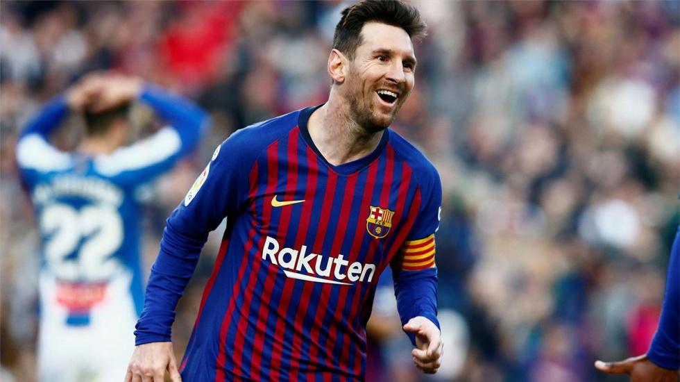 Suárez califica a Messi como el mejor futbolista de la historia
