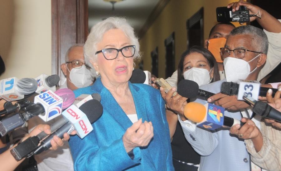 Milagros dice ni el presidente LA, ni ministros necesitaron prórroga para declaración jurada