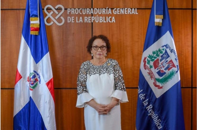 Miriam Germán sobre declaraciones de bienes: