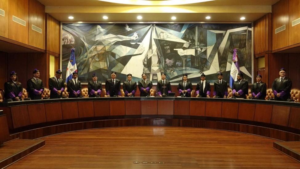 Pleno de la Suprema Corte de Justicia celebraráprimera audiencia de juramentación en modalidadvirtual