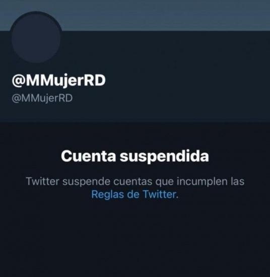 Suspenden cuenta de Twitter del Ministerio de la Mujer tras tuit en apoyo al aborto en tres causales