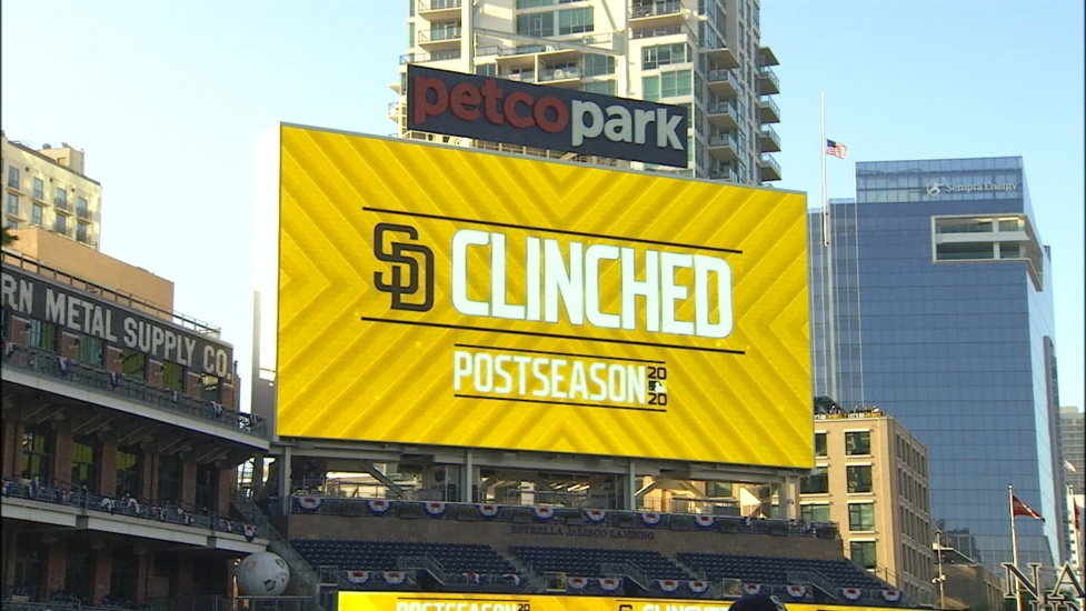 Padres amarran boleto a la postemporada; Yankees a los playoffs por 4to año seguido