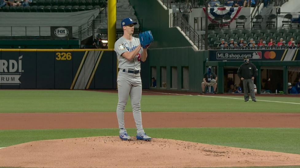 Dodgers arriba 2-1 en SM detrás de Buehler