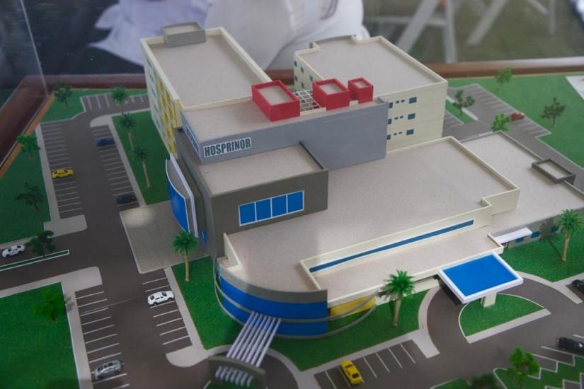 Presidente LA respalda construcción hospital regional del noroeste