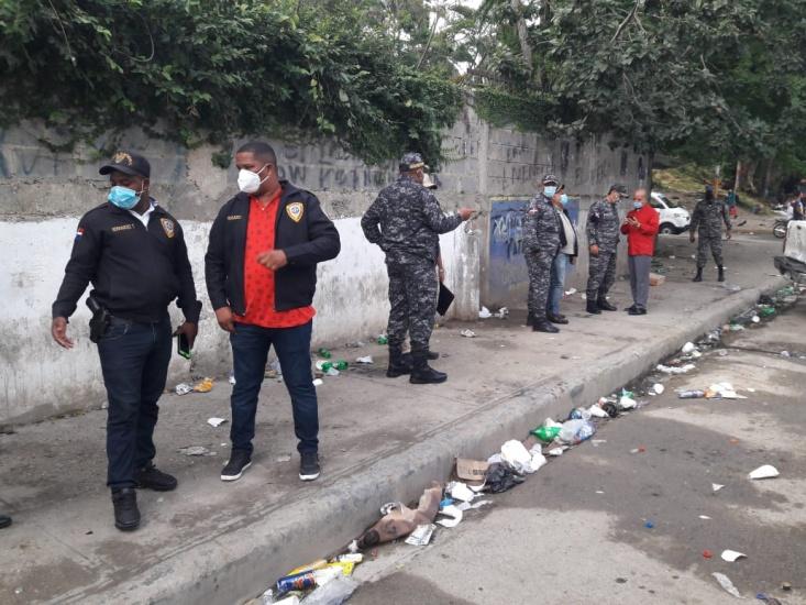 Dos muertos y cuatro heridos en tiroteo en barrio Las Ochocientas en Los Ríos