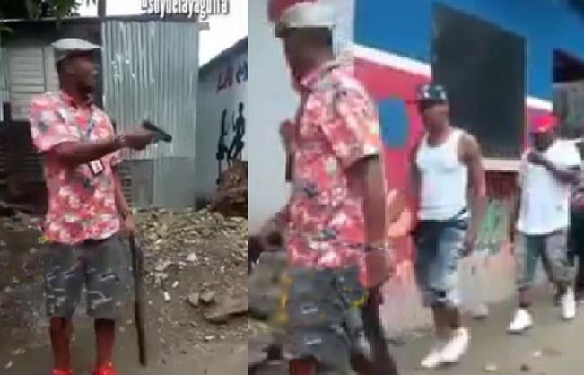 Tres muertos y tres heridos en barrio de San Cristóbal durante enfrentamiento entre bandas
