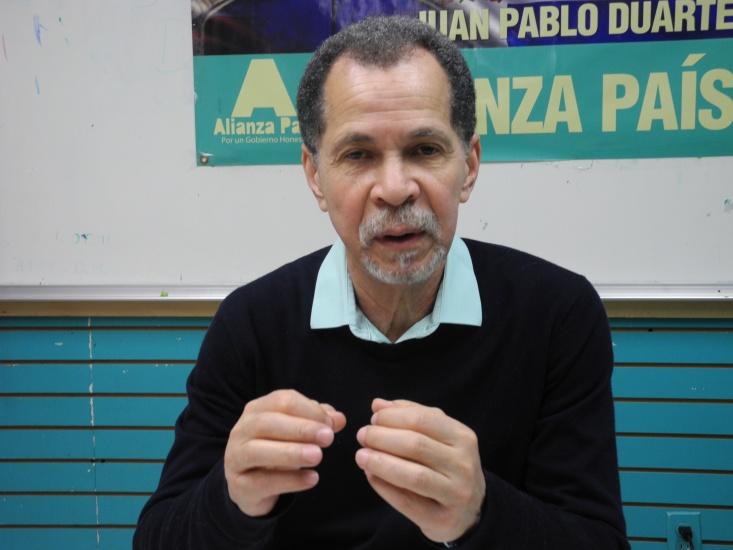 NY- Alianza País reclama se aclare relaciones del presidente Abinader y Rudolph Guilliani