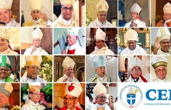Episcopado Dominicano pide al Gobierno y a los legisladores no dejarse presionar con el aborto
