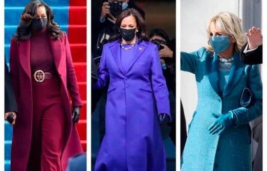 Jill Biden y Kamala Harris reflejan tranquilidad y entendimiento con su ropa