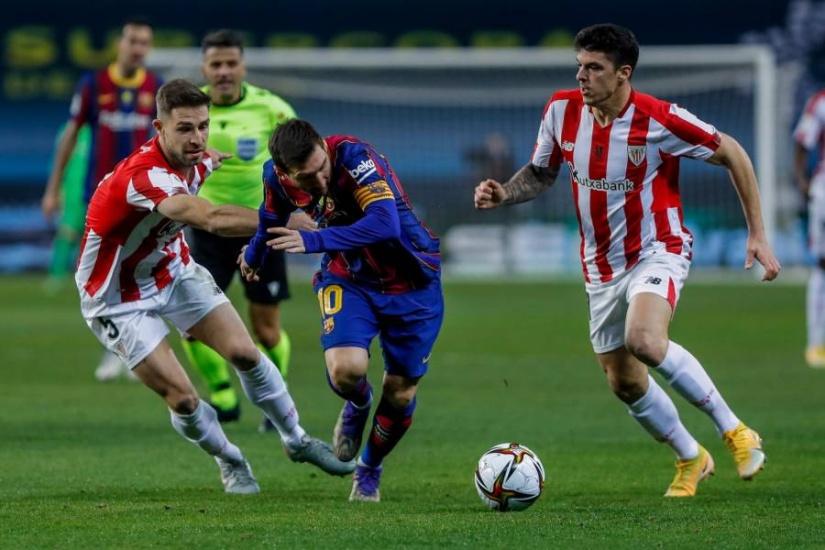 El Barcelona presentará recurso por los dos partidos de sanción a Messi