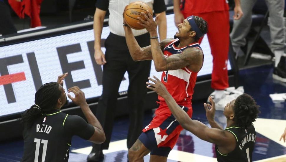 Wizards condenan a Timberwolves a 7ma derrota seguida; Cavaliers y Spurs ganan